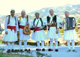Bild: Klangkosmos Weltmusik - Sazet e Përmetit (Albanien)