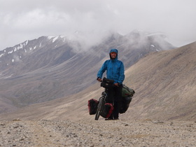 Bild: Cycling Eurasia - Mit dem Fahrrad quer durch Europa und Asien - Multivisionsshow