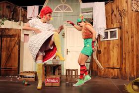 Bild: Pettersson und Findus - Theater für Kinder ab 4+ nach dem Buch von Sven Nordqvist