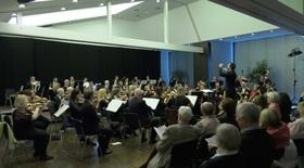 Bild: Neujahrskonzert - mit den Hofheimer Sinfonikern unter der Leitung von Frederic Mörth