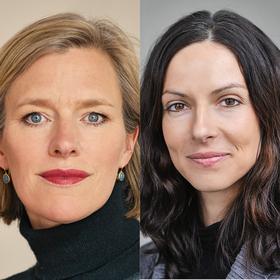 28. Göttinger Literaturherbst: Julia Fischer und Katja Liebal - Emotionen im Feld @ Paulinerkirche , Göttingen