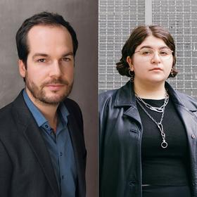28. Göttinger Literaturherbst: Max Czollek und Hengameh Yaghoobifarah - Eure Heimat ist unser Albtraum @ Musa Göttingen