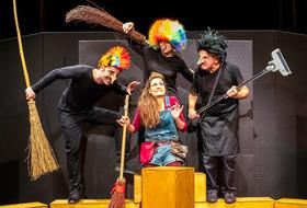 Bild: Theater Fritz und Freunde: Die kleine Hexe