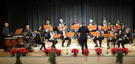 Bild: Akkordeon Orchester Augsburg: Tastenzauber