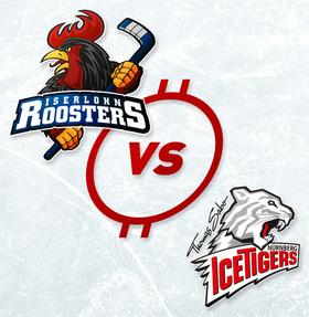 Iserlohn Roosters - Thomas Sabo Ice Tigers