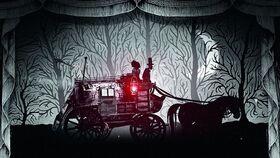 Bild: Der Elefantenmensch - Lesung mit Trickfilmschattenspielprojektionen