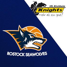 Bild: Rostock Seawolves - VfL Kirchheim Knights