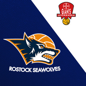 Rostock Seawolves - Bayer Giants Leverkusen