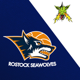 Rostock Seawolves - Artland Dragons
