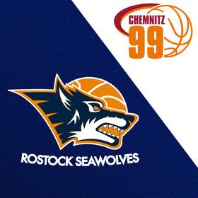 Bild: Rostock Seawolves - NINERS Chemnitz