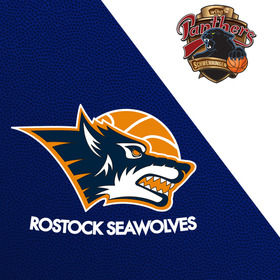 Bild: Rostock Seawolves - wiha Panthers Schwenningen