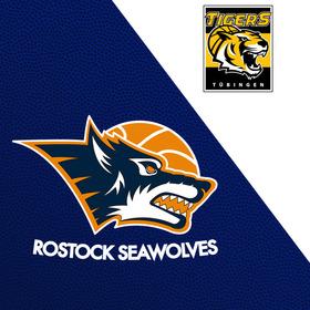 Bild: Rostock Seawolves - Tigers Tübingen