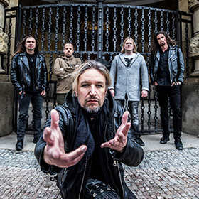 Bild: SONATA ARCTICA - The Raven still flies over Europe
