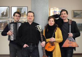 Bild: Exprompt - Virtuose Klangkunst aus Russland