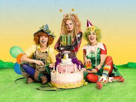 Bild: Der Traumzauberbaum - Das Geburtstagsfest mit dem REINHARD LAKOMY-Ensemble