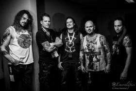 Bild: Up the Irons – Iron Maiden Tribute Band
