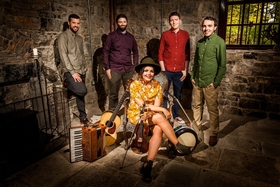 Bild: Goitse – Contagiously energetic Irish Music