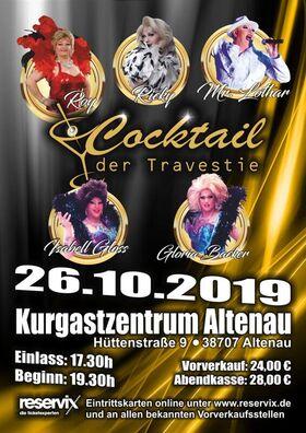Bild: Cocktail der Travestie - Travestie - Show
