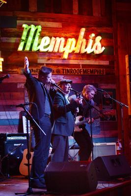 Bild: Jazz Hopping - J.-P. Bordier Quartett, Chris Kramer & Beatbox´n Blues, Blue Eyes, Jazando, RL Madison