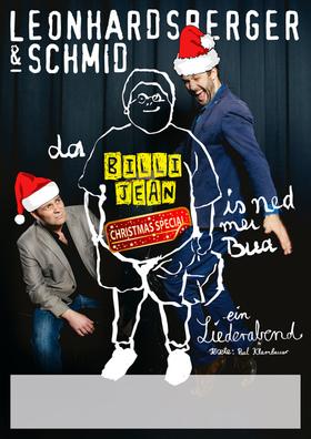 Bild: Leonhardsberger & Schmid - Billi Weihnachtsspecial