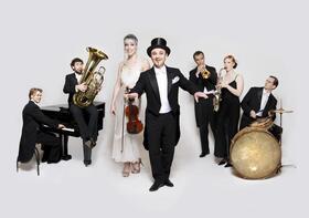 Casanova Society Orchestra - Swing Glöckchen – 100 Jahre Die Goldenen 20er