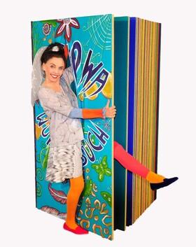 Bild: Kindertheater im Mauerwerk - WiWoWa - Wunderbuch