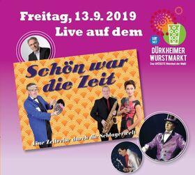 Schlagernachmittag - Dürkheimer Wurstmarkt