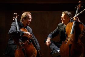 Bild: CELLO DUELLO mit Jens-Peter Maintz & Wolfgang Emanuel Schmidt