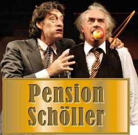 Bild: Pension Schöller - Premiere - Pension Schöller
