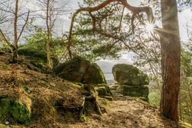 Bild: Mystische Wanderung durch die Thekenberge - Das versunkene Heiligtum