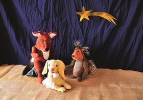 Bild: Ein Weihnachtswunder für Drei - faro-theater mit Figuren