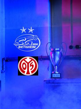 Bild: SG BBM Bietigheim vs. 1. FSV Mainz 05