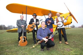 Bild: Fleadh - Irish music flying high