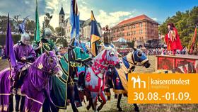 Bild: 9. Kaiser-Otto-Fest - Dauerkarte - Freitag bis Sonntag