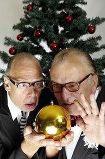 Bild: Pause & Alich - Fritz und Hermann packen aus - Weihnachts-Spezial