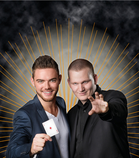 Bild: Die Unfassbaren - Comedy-Zauberei und Hypnose