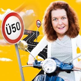 Bild: Über 50 geht's heiter weiter – jedenfalls für Frauen! - Kabarett und Comedy mit Annette von Bamberg