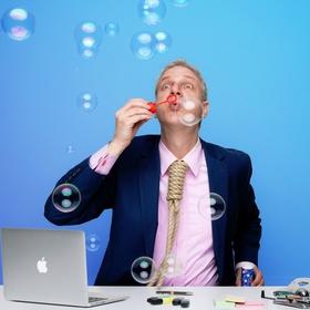 Bild: Bürogeflüster - Jetzt geht die Party richtig los! - Comedy mit Hans Gerzlich