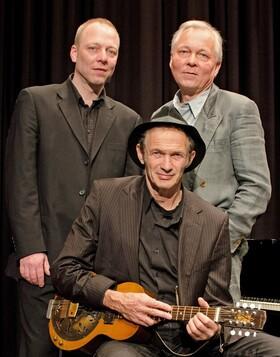 Bild: Dämmerschoppen mit dem hochkarätigen Trio