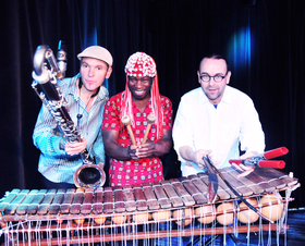 Bild: Niggli Keïta Brönnimann Trio