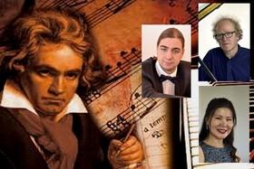 Bild: BEETHOVEN – WOHER? - Der Weg eines Genies in drei Konzerten des Pianistenclub im Kleinen Theater Haar