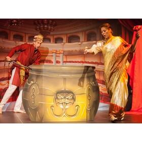 Bild: Aida und der magische Zaubertrank - Sonntags um Drei