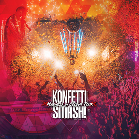 Bild: KonfettiSMASH!® // Forst //  Forster Hof - MADNESS in COLOUR Tour 2020