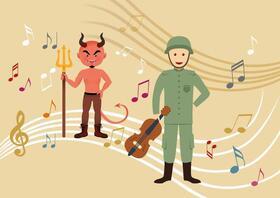 Bild: Kinderkonzert: Die Geschichte vom Soldaten