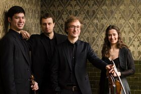 Bild: Eliot Quartett  (Frankfurt)