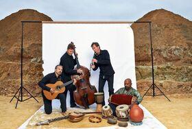 Bild: Curry auf Oliven - Global Klezmer