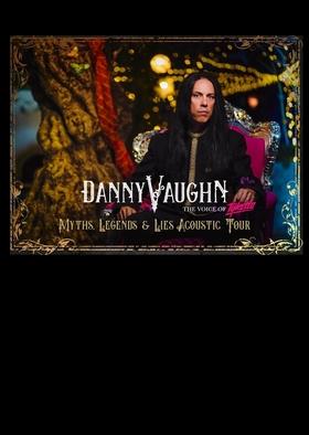 Bild: Danny Vaughn - Myths, Legends & Lies Acoustic Journey 2019