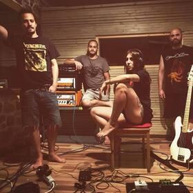 Bild: Godsleep (GR) und Gäste - Heavy Blues und Stoner Rock