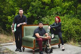 Blues Caravan 2020 - feat.: Jeremiah Johnson, Whitney Shay & Ryan Perry