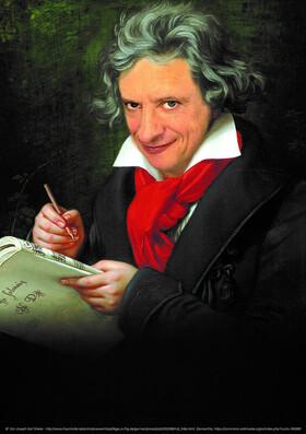 Bild: Michael Sens: Unerhört Beethoven - 11. Kultur im Kursaal 2019/20